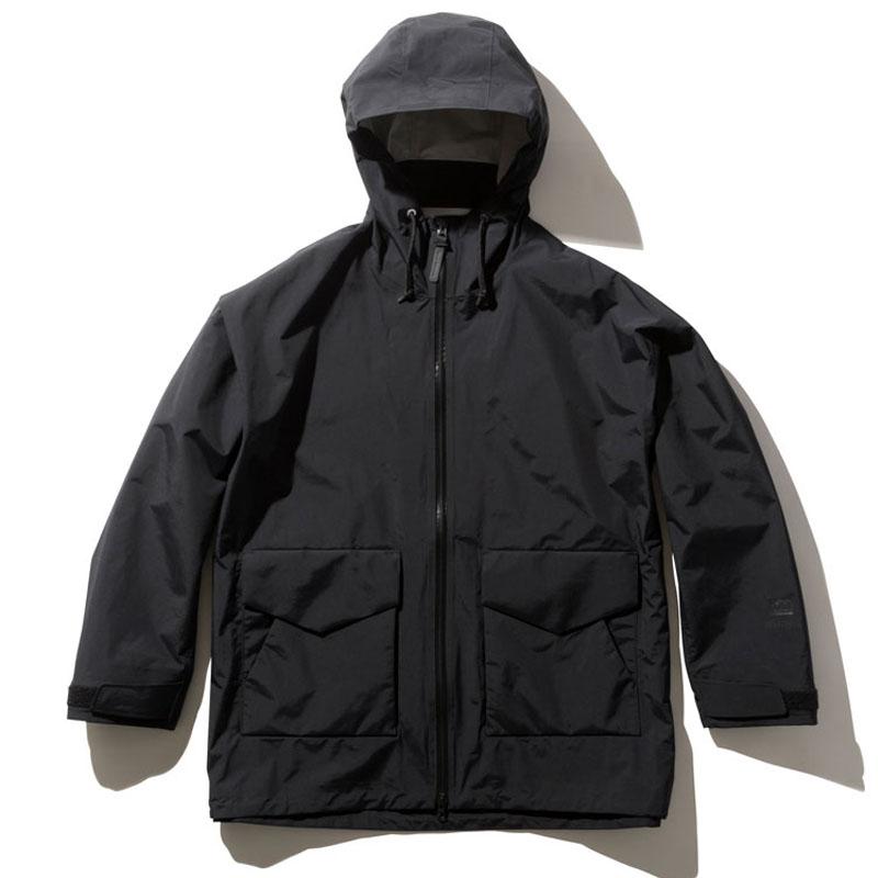 HELLY HANSEN(ヘリーハンセン) TRONDHEIM RAIN JACKET(トロンハイム レイン ジャケット) MEN'S M K(ブラック) HOE11957