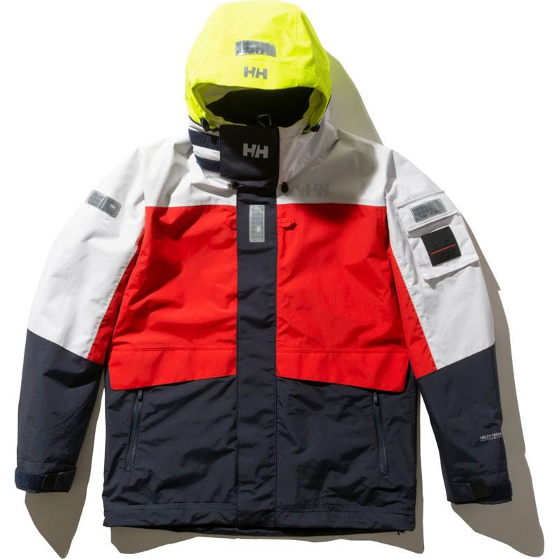 HELLY HANSEN(ヘリーハンセン) SP OCEAN FREY JACKET(オーシャン フレイ ジャケット) Men's M RH HH11991