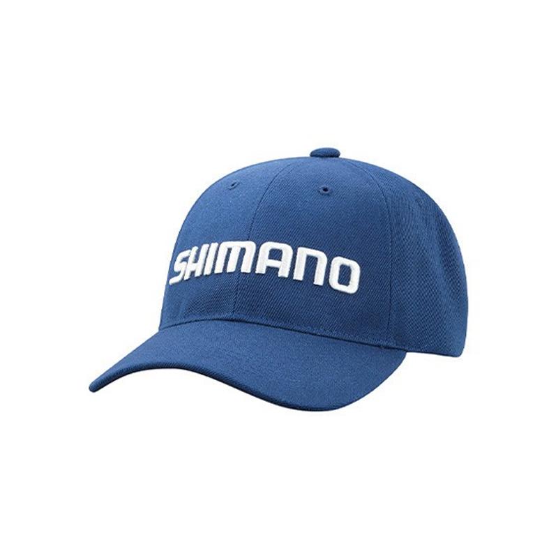 売店 -フィッシングウェア- シマノ SHIMANO CA-061T ベーシックキャップ フリー ネイビー 66668 人気海外一番