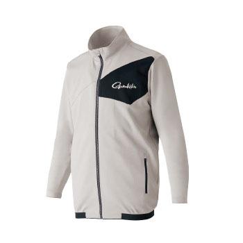 がまかつ(Gamakatsu) スウェットジャケット GM-3637 3L グレー 53637-25-0
