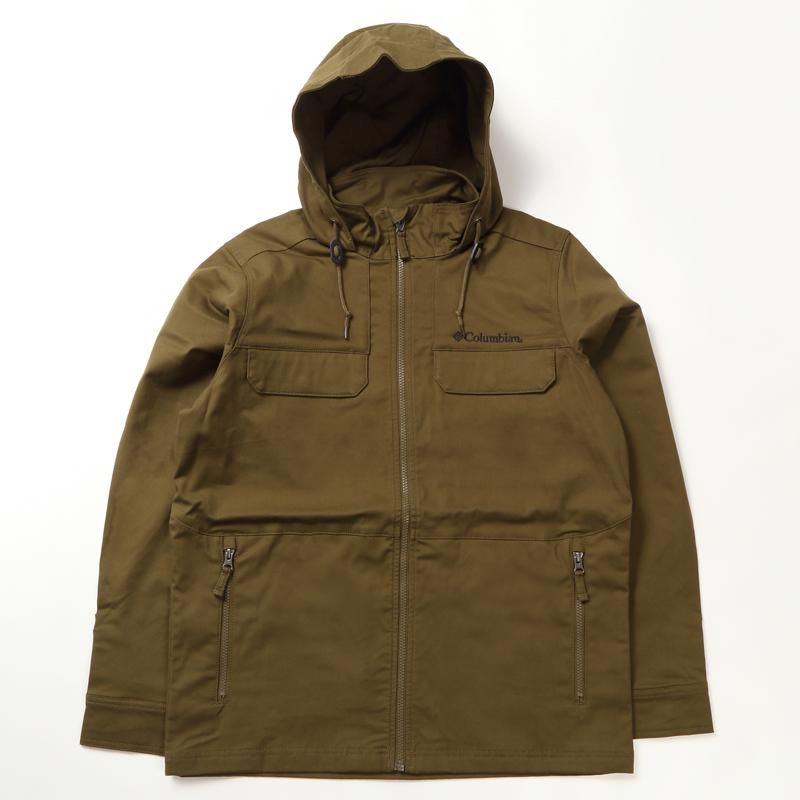 Columbia(コロンビア) Tummil Pines Hooded Jacket(ツミルパインズフーデッドジャケット)Men's L 327(New Olive) KE0083