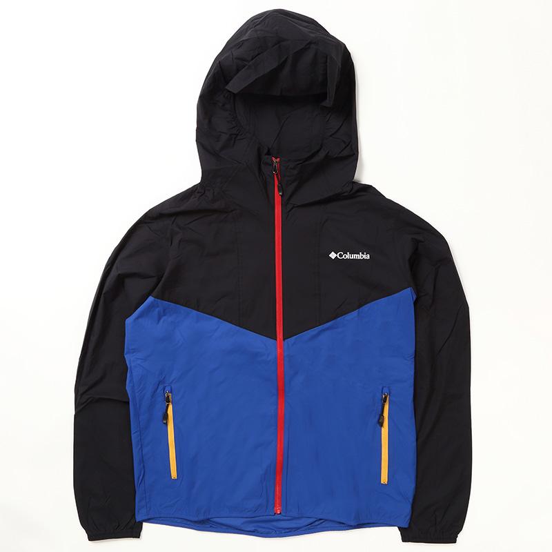 Columbia(コロンビア) Square Hike Jacket(スクエア ハイク ジャケット) Men's S 011(Black Multi) PM3792