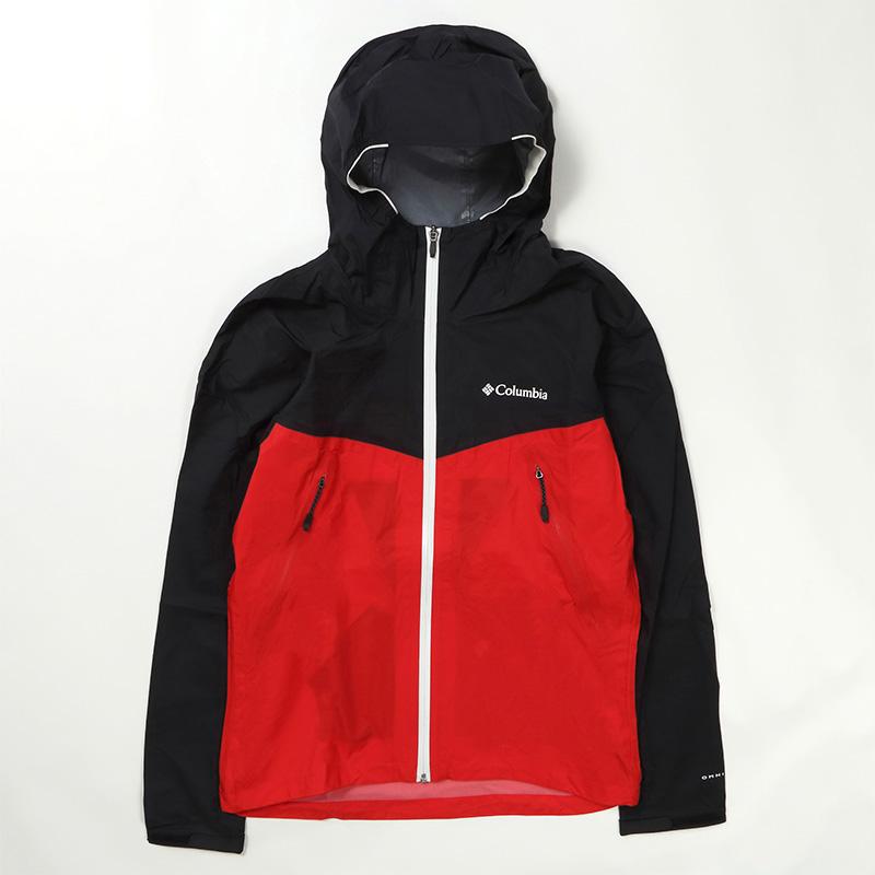 Columbia(コロンビア) Light Crest Jacket(ライト クレスト ジャケット) Men's XL 696(Red Spark) PM5738