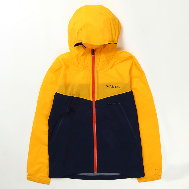 Columbia(コロンビア) Light Crest Jacket(ライト クレスト ジャケット) Men's XXL 733(MLB Gold) PM5738