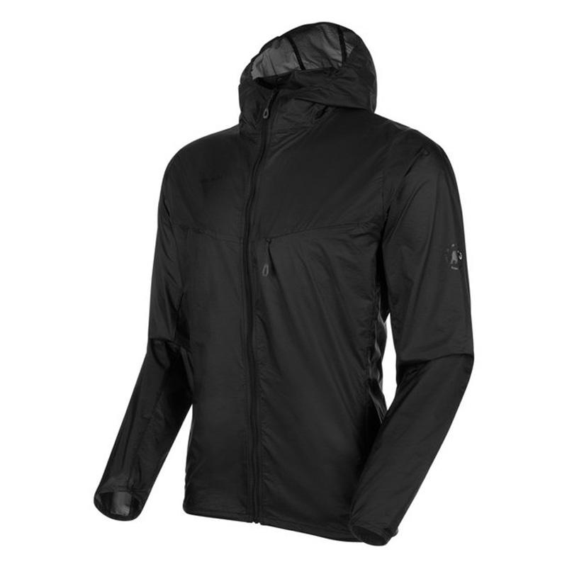 MAMMUT(マムート) Convey WB Hooded Jacket AF Men's M 0001(black) 1012-00190