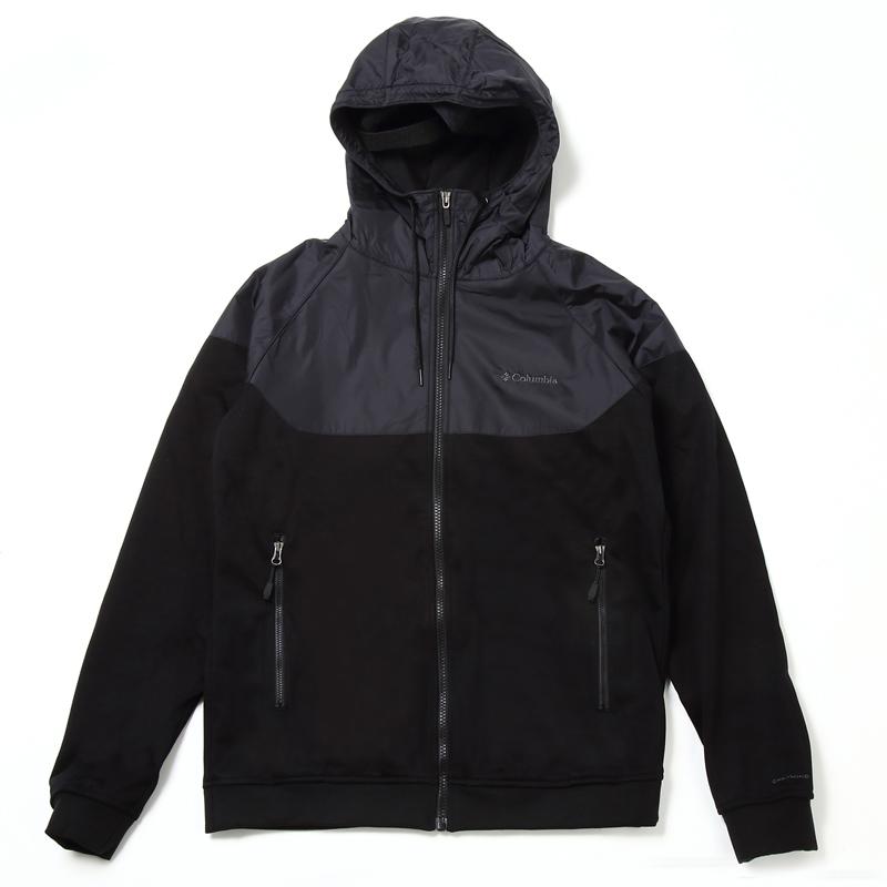 Columbia(コロンビア) Wilkinson Cove Hoodie(ウイルキンソン コーブ フーディー) Men's XL 010(Black) PM1869