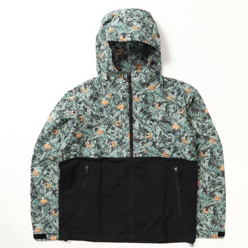 Columbia(コロンビア) Hazen Patterned Jacket(ヘイゼン バターンド ジャケット) Men's XL 470(Flower Timberwolf) PM3795