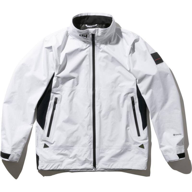 HELLY HANSEN(ヘリーハンセン) タクティシャン ダイナミックス ジャケット Men's L W(ホワイト) HH12000