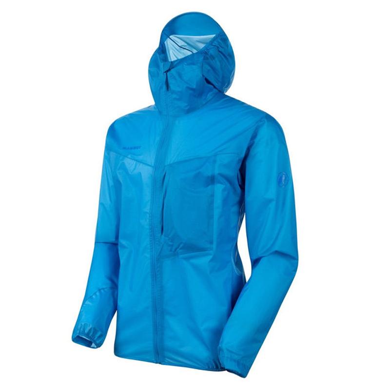 MAMMUT(マムート) Kento Light HS Hooded Jacket AF Men's S 5213(gentian) 1010-27740