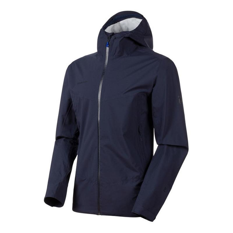 MAMMUT(マムート) Albula HS Hooded Jacket AF Men's L 5118(marine) 1010-28460