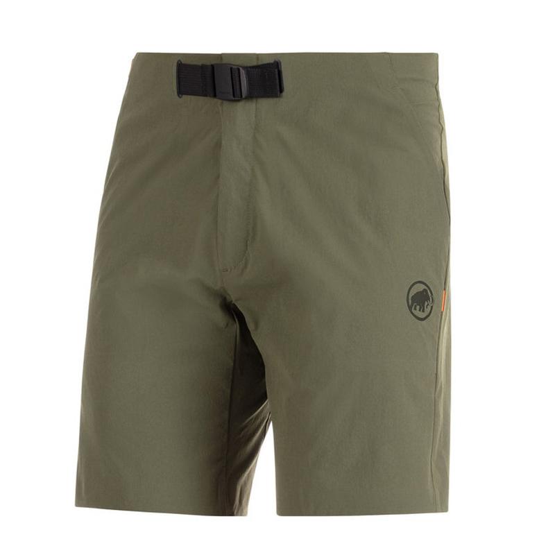 MAMMUT(マムート) Trekkers 2.0 Shorts AF Men's S 4023(dark olive) 1023-00470