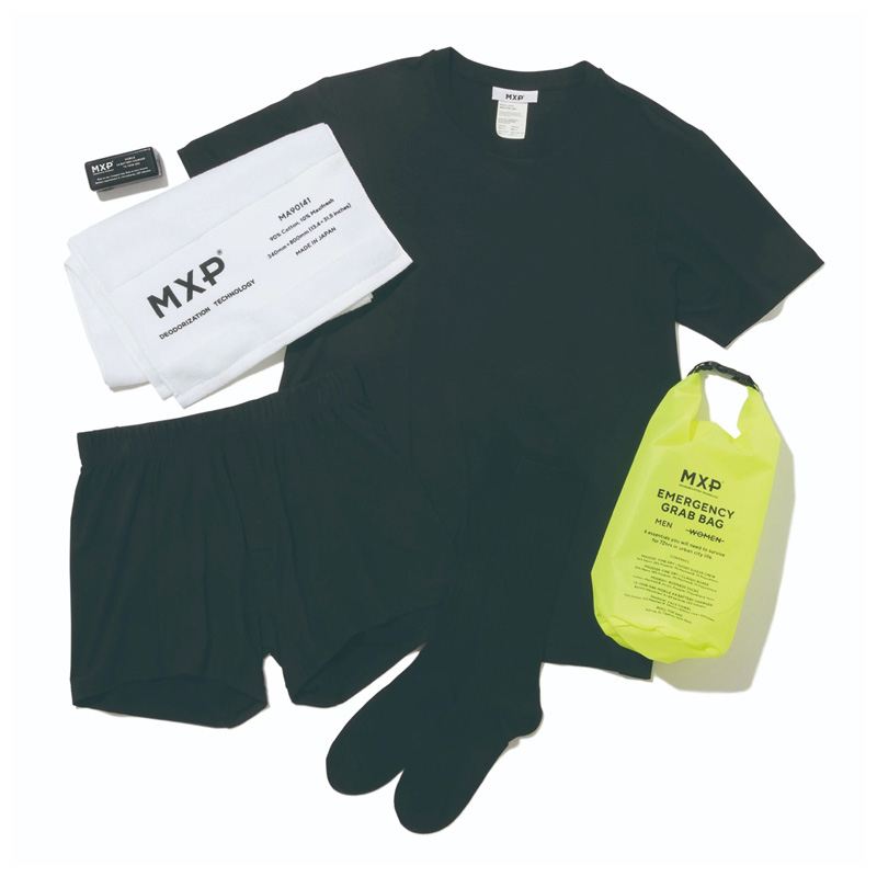 MXP(エムエックスピー) URBAN SURVIVAL KIT Men's L KY MX70101