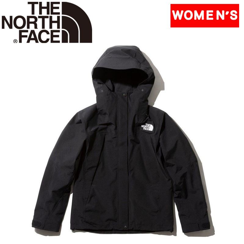 THE NORTH FACE(ザ・ノースフェイス) 【21秋冬】Women's MOUNTAIN JACKET(マウンテン ジャケット)ウィメンズ M K(ブラック) NPW61800