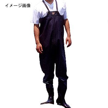 ロゴス(LOGOS) クレモナ水産 胴付き長靴 25.5cm 10068255