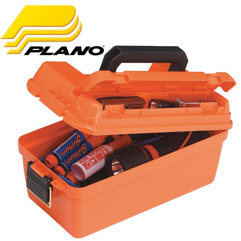 プラノ(PLANO) FIELD BOX S(フィールドボックス) 簡易防水 オレンジ 1412-50
