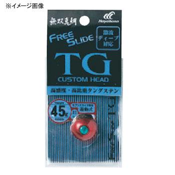 タイラバ タイテンヤ ハヤブサ 未使用品 Hayabusa 無双真鯛 フリースライド #1 超特価SALE開催 P565 60g TGヘッド シュリンプレッド