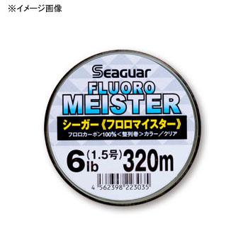 KUREHA SEAGUAR FLUORO MEISTER 320m 5lb #1.2