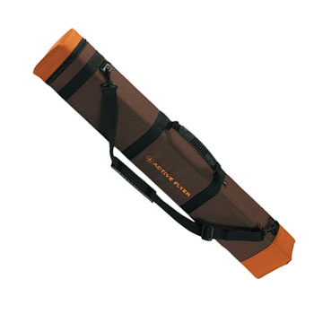 ティムコ(TIEMCO) アクティブフライヤーロッドケース ラージ 78cm ブラウン 075300210781