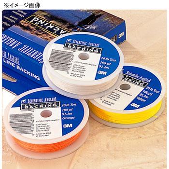 フライライン 新作入荷!! ティムコ TIEMCO 限定価格セール SA バッキングライン ホワイト 072030130125 250YD 30LB