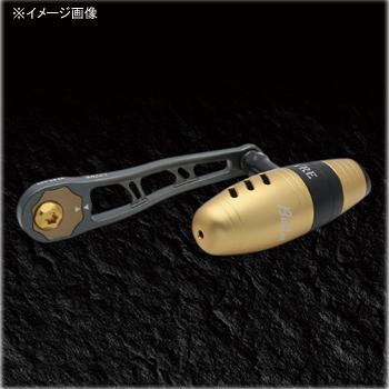 リブレ(LIVRE) BJ(ビージェイ) シマノ&ダイワ用 左巻き 92-100mm GMG(ガンメタ×ゴールド) BJ-91SDL-GMG
