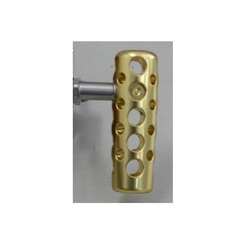 ダイワ(Daiwa) SLPW アルミTシェイプノブ ゴールド 00083001