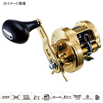 シマノ(SHIMANO) 15オシアコンクエスト 301HG 左 03403