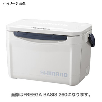 シマノ(SHIMANO) UZ-020N フリーガ ベイシス 200 20L ピュアホワイト 42605