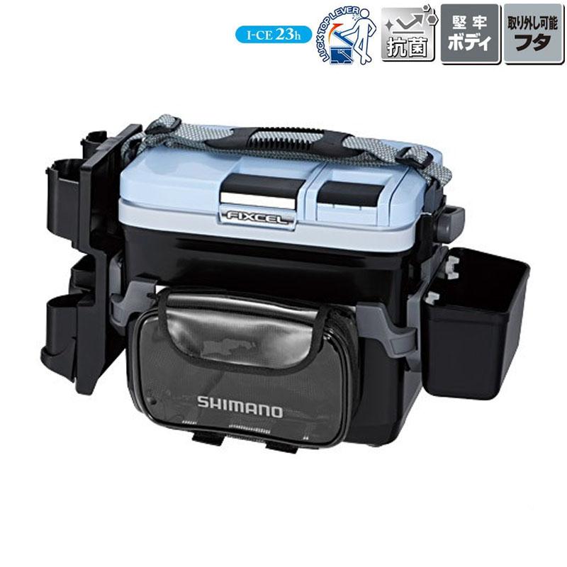 シマノ(SHIMANO) フィクセル ライトゲーム スペシャル II 9L ブラック LF-L09P