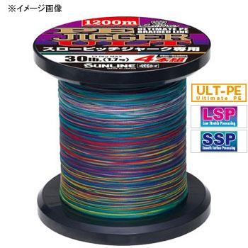 サンライン(SUNLINE) PEジガーULT4本組スローピッチジャーク専用 1200m 2.5号/40lb