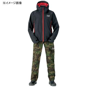 ダイワ(Daiwa) DR-3306 レインマックス レインスーツ XL ブラック 04534459