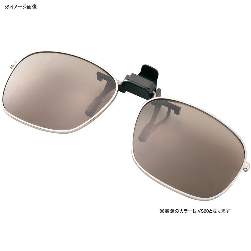 がまかつ(Gamakatsu) クリップオングラス(ViSIGHT LENS) GM-1736 VS20 51736-2-0