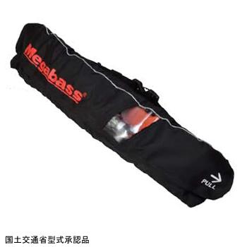 メガバス(Megabass) ライフセーバー ウエストタイプ ブラック