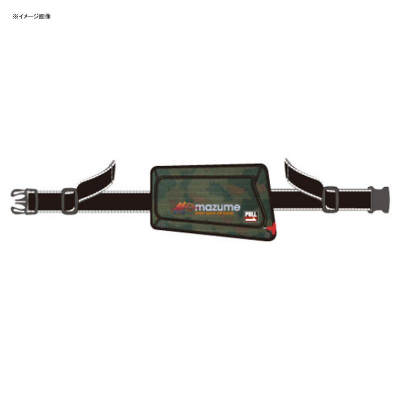 MAZUME(マズメ) インフレータブルポーチ カモ フリー ブッシュカモ MZLJ-265-03