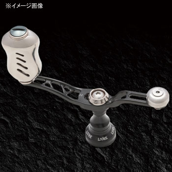 リブレ(LIVRE) UNION(ユニオン) ダイワ DS 左巻き用 37-43mm BKT(ブラック×チタン) UN37-43DL-BKT