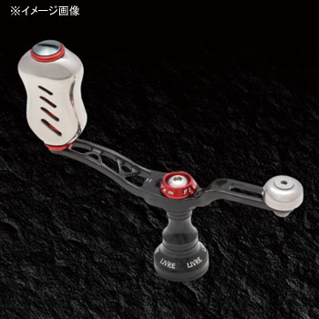 リブレ(LIVRE) UNION(ユニオン) シマノ S1用 37-43mm BKR(ブラック×レッド) UN37-43S1-BKR