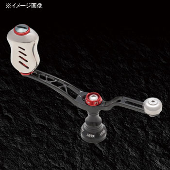 リブレ(LIVRE) UNION(ユニオン) ダイワ用 45-51mm BKR(ブラック×レッド) UN45-51D1-BKR