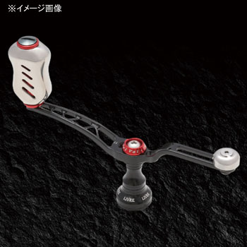 リブレ(LIVRE) UNION(ユニオン) シマノ S2用 52-58mm BKR(ブラック×レッド) UN52-58S2-BKR