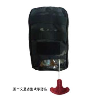 サブロック(SUBROC) 自動膨張式ライフリング SBR-LR03 マルチカムブラック 2719