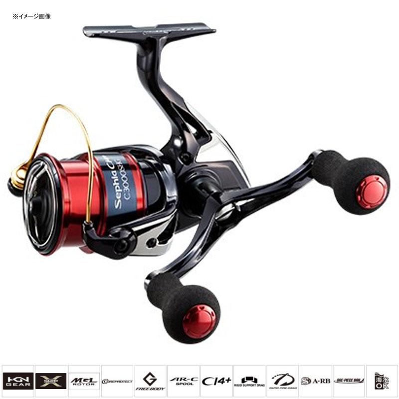 シマノ(SHIMANO) 17 セフィアCI4+ C3000SDH 03712