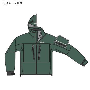 パズデザイン BSトラウトレインジャケット L フォレストグリーン ZBR-006