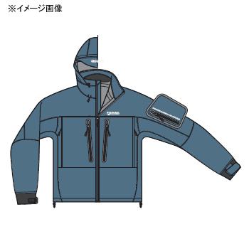 パズデザイン BSトラウトレインジャケット L ブルーグラス ZBR-006
