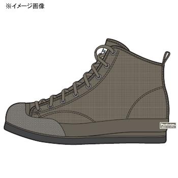パズデザイン キャンバスウェーディングシューズ 3L ブラウン PWS-631