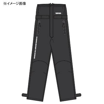 パズデザイン BSフィットハイSTレインパンツ 3L ブラック SBR-037