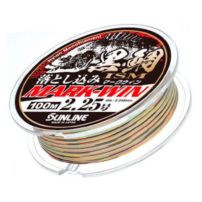 MORRIS Nylon LINE VARIVAS Kurodai Special VEP 100m #3 Green  Fishing LINE