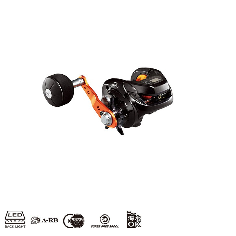 シマノ(SHIMANO) 17バルケッタ BB 600PG(右) 03655