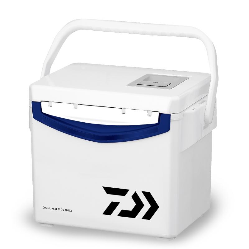 フィッシングクーラー ダイワ Daiwa クールラインアルファ2 10L 03301011 直営限定アウトレット ブルー GU1000X 4年保証