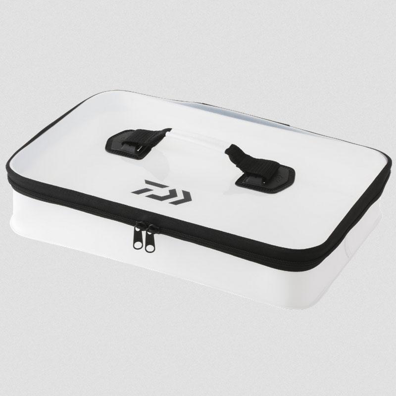 タックルバッグ 完全送料無料 ダイワ Daiwa ミニバッグ 期間限定特価品 B 04703146 ホワイト ワイド L