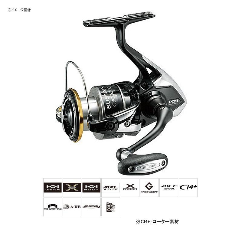 シマノ(SHIMANO) 17 サステイン C3000HG 03759