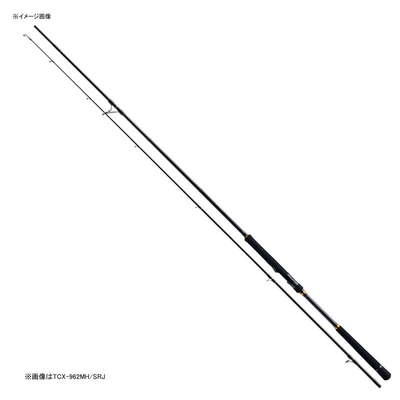 メジャークラフト トリプルクロス ショアスロー&ショアラバー TCX-962M/SRJ