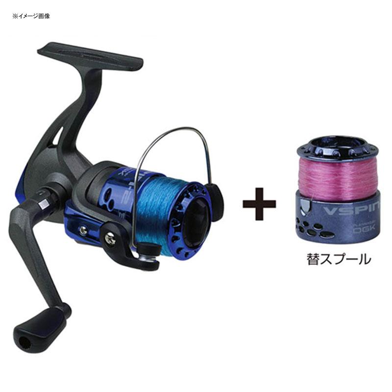 スピニングリール OGK 受賞店 大阪漁具 Vスピン2 替スプール付 3000 ギフト VSP23000